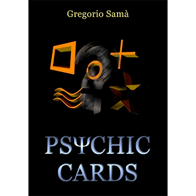 Psychic Cards by G. Sama