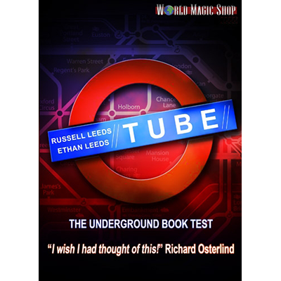 Tube by Russell and Ethan Leeds