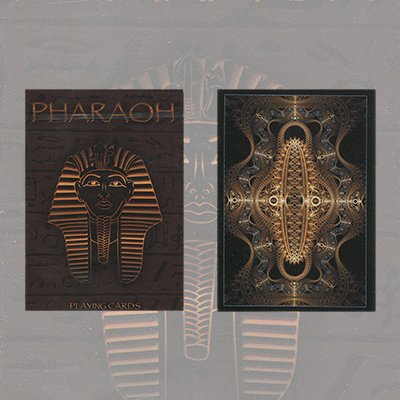 Pharaoh Deck by Collectable Playing Cards