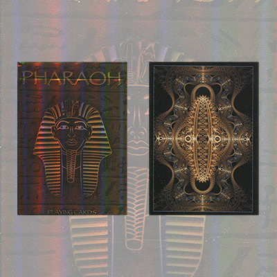 Pharaoh-Limited-Foil-Edition-Deck-By-Collectable-Playing-Cards
