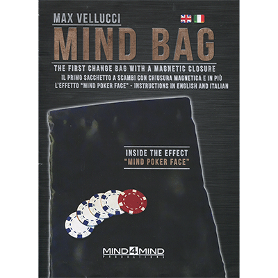 Mind Bag by Max Vellucci
