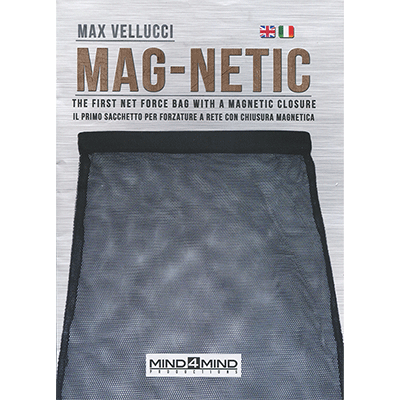 Mag-Netic Bag by Max Vellucci