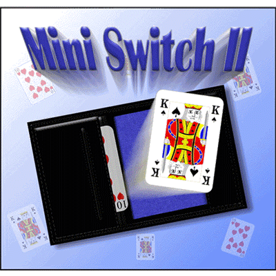 The Mini Switch Wallet 2.0 by Heinz Minten