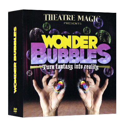 Wonder Bubble by Theatre Magic