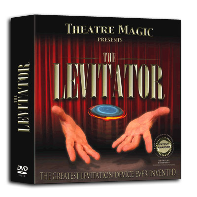 The Levitator by Theatre Magic