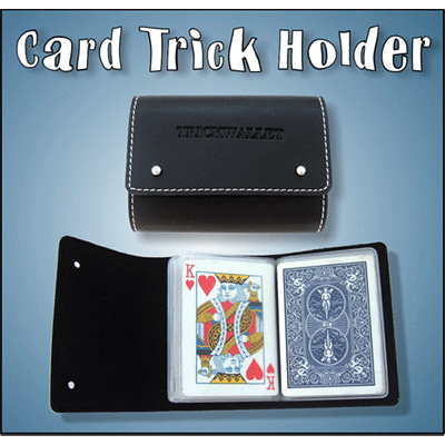 Card Trick Wallet by Heinz Minten