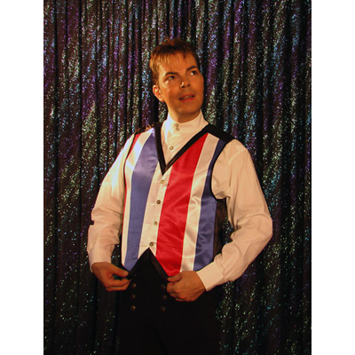 Color Changing Vest (Stripes)  by Lee Alex