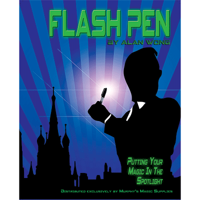 Flash Pen by Alan Wong