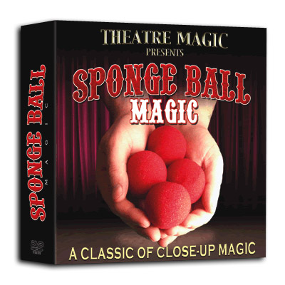 Sponge Ball Magic by Theatre Magic