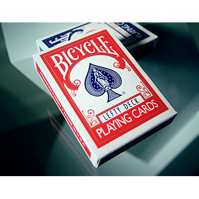 Lefty Deck by House of Playing Cards