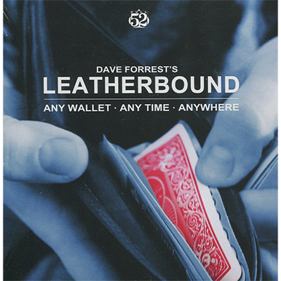 Leatherbound by Dave Forrest*