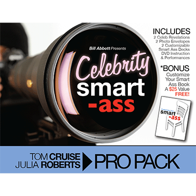 Celebrity Smart Ass Bundle  by Bill Abbott