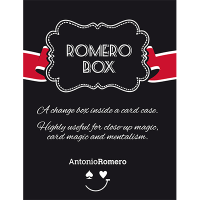Romero Box by Antonio Romero