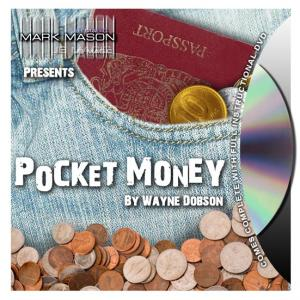 Pocket Money by Wayne Dobson