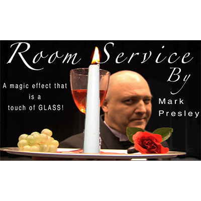 Room Service by Mark Presley