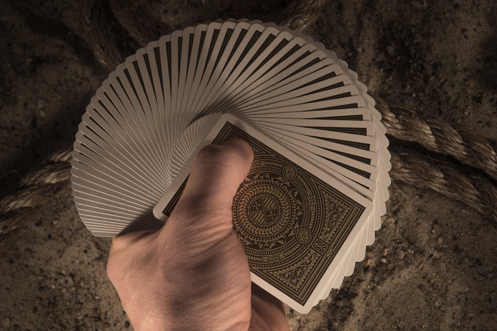 Medallions Deck Signature Bicycle Playing Cards by Theory11