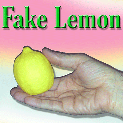 Fake Lemon by  Quique Marduk
