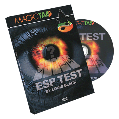 ESP Test by Louis Black and MagicTao
