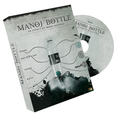 Manoj Bottle by Manoj Kaushal