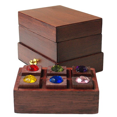 Jewelry Box Prediction by IndoMagic