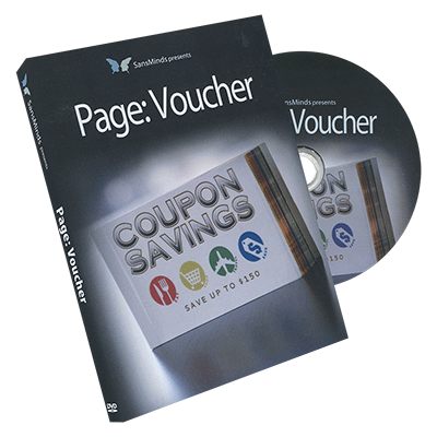 Voucher by Will Tsai and SansMinds*