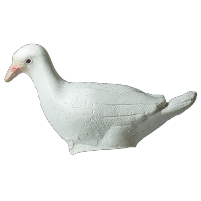 Realistic Latex Dove