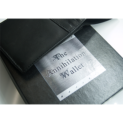 The Annihilation Wallet by Paul Carnazzo