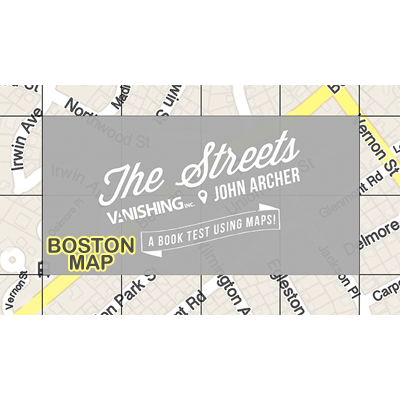 The Streets by John Archer - Boston