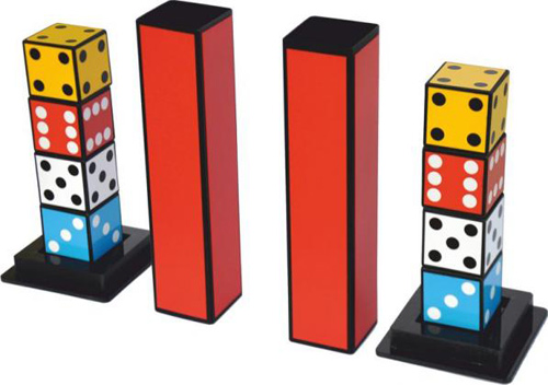 Twin Dice Tower