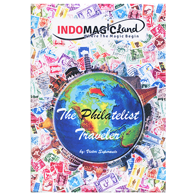 The Philatelist Traveler by Indomagic Land
