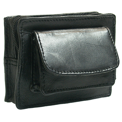 Card & Coin Pouch by Meir Yedid Magic