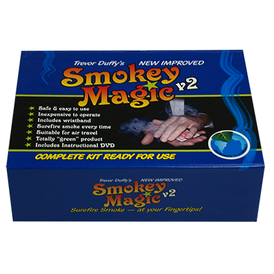 Smokey Magic Version 2 by Trevor Duffy