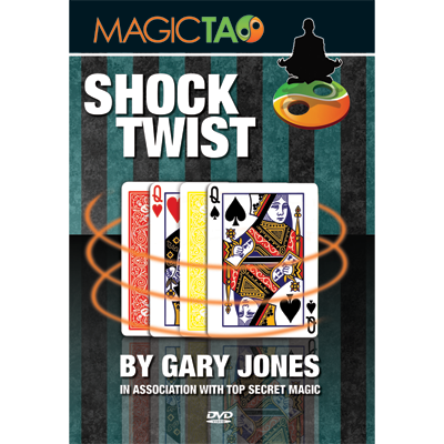 Shock Twist by Gary Jones and Magic Tao