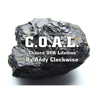 C.O.A.L. by Andy Clockwise*