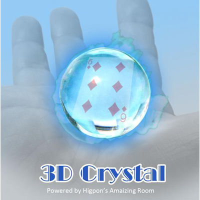 3D Crystal by Higpon*