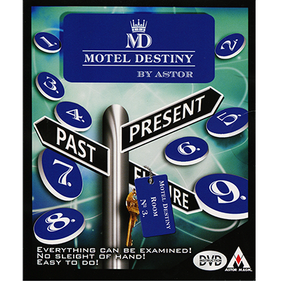 Motel Destiny by Astor Magic