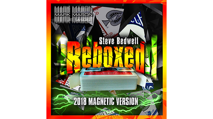 Reboxed 2018 Magnetic Version by Steve Bedwell and Mark Mason