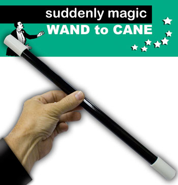 Wand-To-Cane