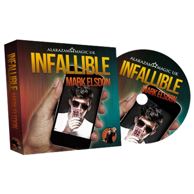 Infallible by Mark Elsdon