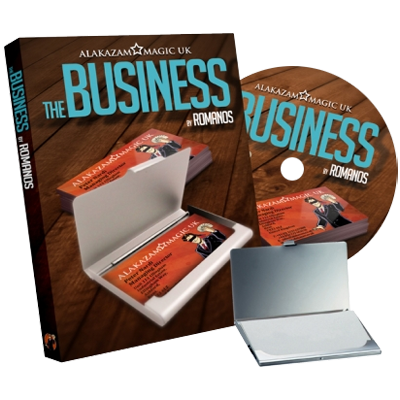 The Business by Romanos and Alakazam Magic