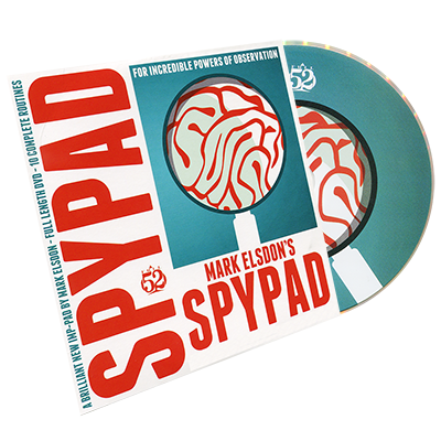 SPYPAD by Mark Elsdon