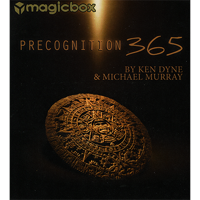 Precognition-365-by-Ken-Dyne-and-Michael-Murray