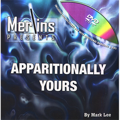 Apparitionally Yours by Mark Lee