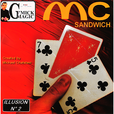 Mc Sandwich by Mickael Chatelin
