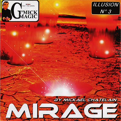 Mirage by Mickael Chatelain*