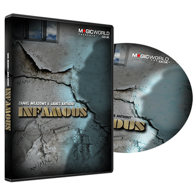Infamous by Daniel Meadows & James Anthony