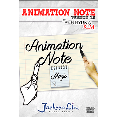 Animation Note V1 by Minhyung Kim
