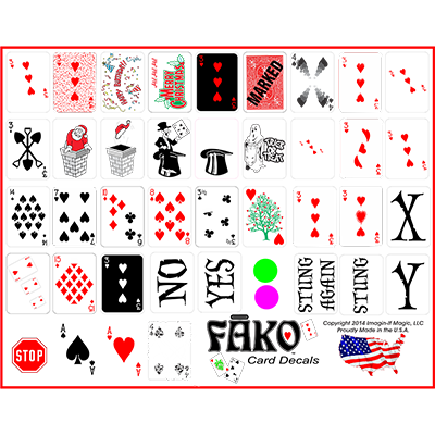 Fako Sheet by Imagine If Magic