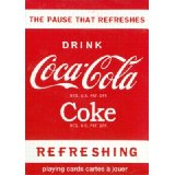 Coke Playing Cards by USPCC