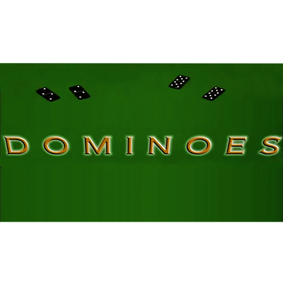 The Dominoes by Mayette Magie Moderne